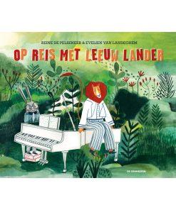 cover Op reis met Leeuw Lander